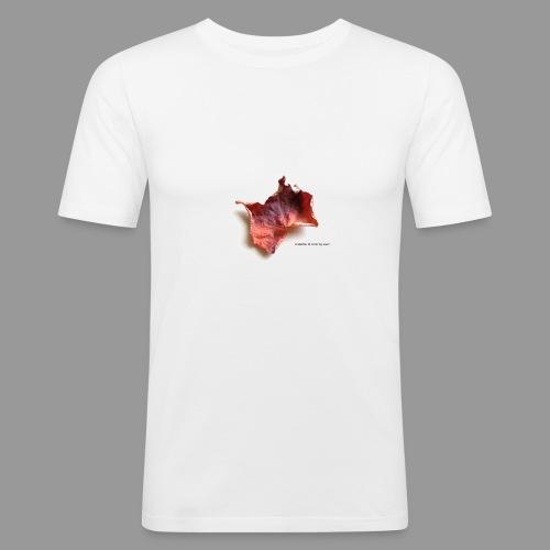 Autumn is coming soon - Männer Slim Fit T-Shirt