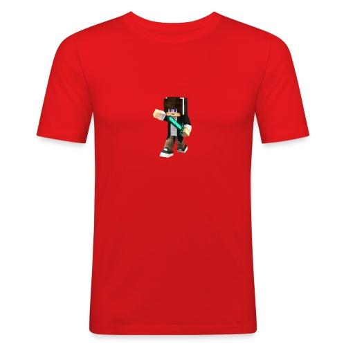 Mein Skin - Männer Slim Fit T-Shirt
