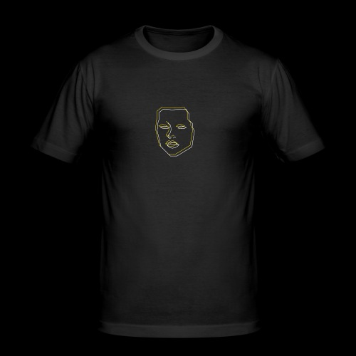 Soul and mind - Mannen slim fit T-shirt