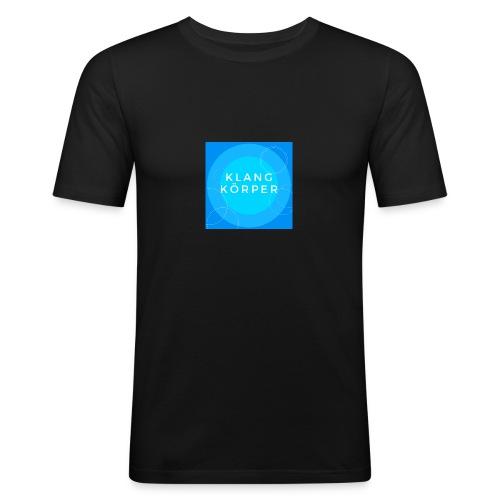 KLANGKÖRPER - Männer Slim Fit T-Shirt