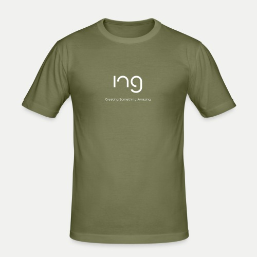 ing Original's - Men's Slim Fit T-Shirt