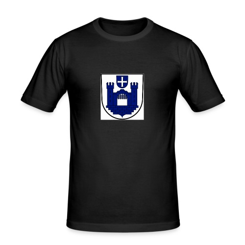 o69719 - Männer Slim Fit T-Shirt