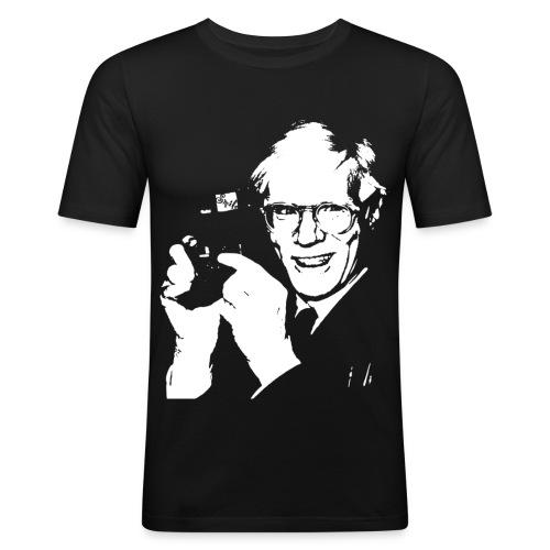 Smile Andy - T-shirt près du corps Homme