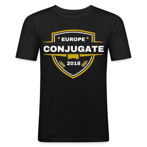 Conjugate luxury - Men's Slim Fit T-Shirt