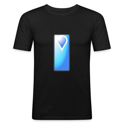 squared - Men's Slim Fit T-Shirt