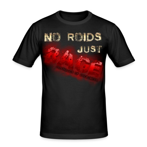 1926562 11972290 redfront orig - Men's Slim Fit T-Shirt