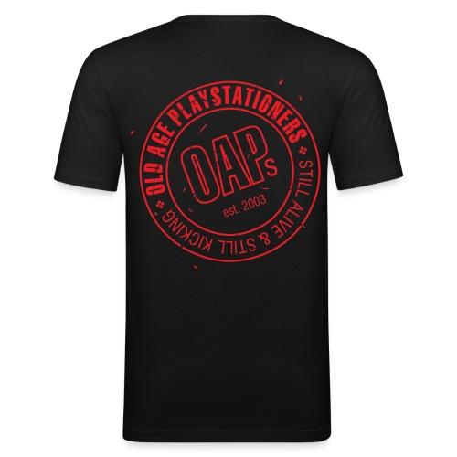 oaplogooriginallarge - Men's Slim Fit T-Shirt