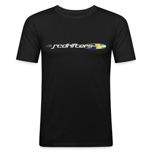 20140306 300dpi Gammal logga png - Slim Fit T-shirt herr