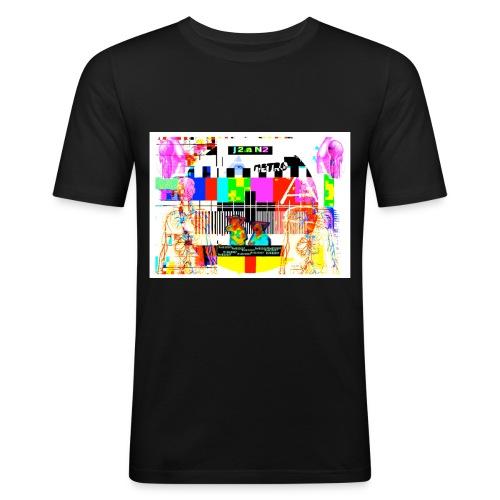 anatomy - T-shirt près du corps Homme