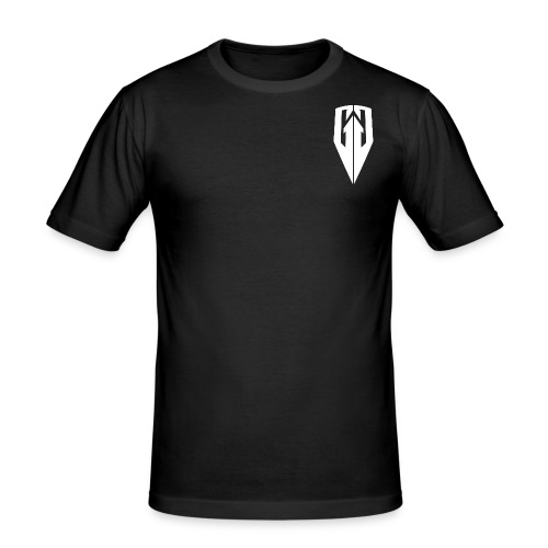 Kingdom Customs Shop Tee Womens - Men's Slim Fit T-Shirt