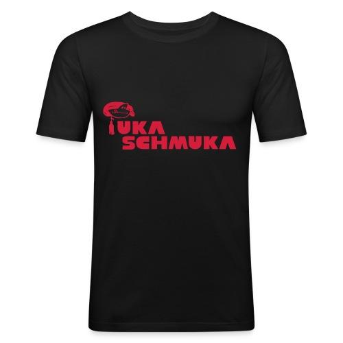 ukaschmuka2 - Men's Slim Fit T-Shirt