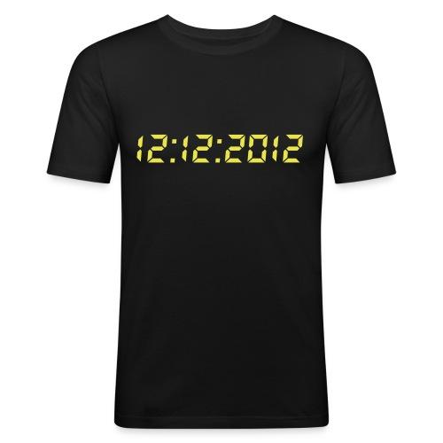 12122012 - T-shirt près du corps Homme
