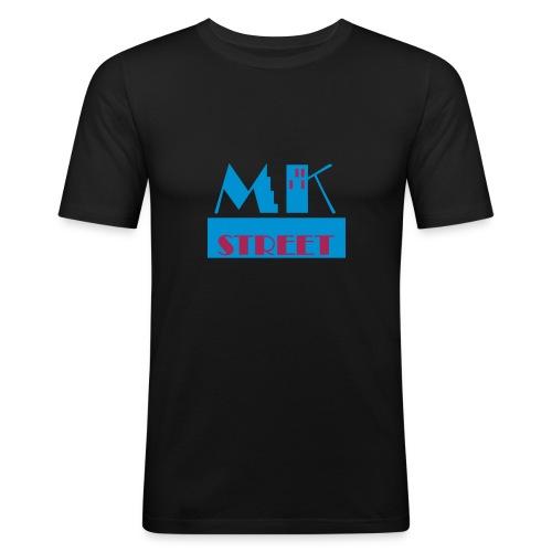 MK Street 2 Col - Men's Slim Fit T-Shirt