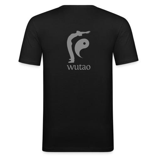 Wutao - T-shirt près du corps Homme