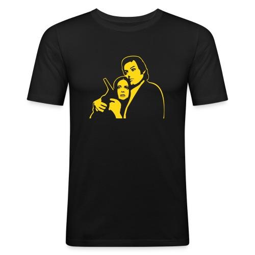 protect chick - Männer Slim Fit T-Shirt