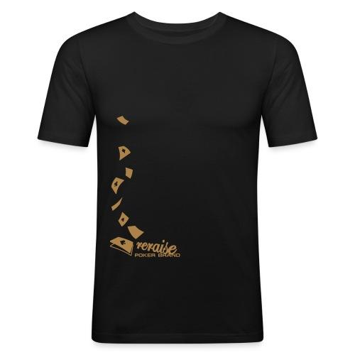 throw - Männer Slim Fit T-Shirt