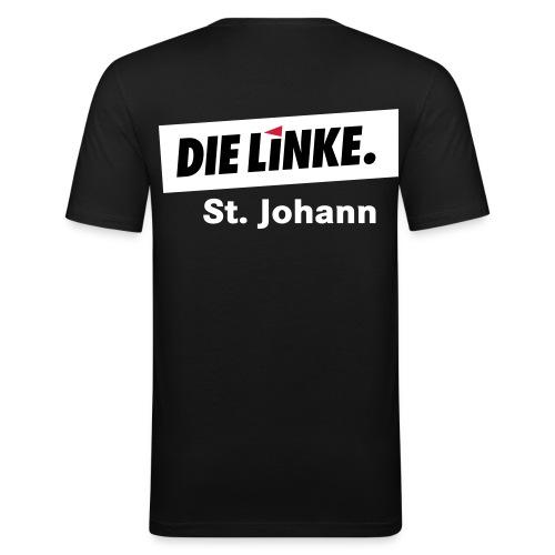 StjmSb2 - Männer Slim Fit T-Shirt