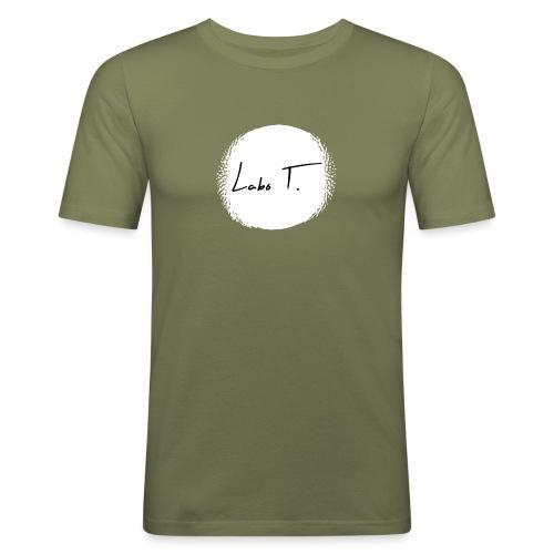 Labo T. - white - T-shirt près du corps Homme