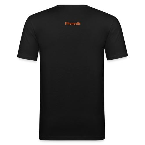 phenoelit plain - Men's Slim Fit T-Shirt