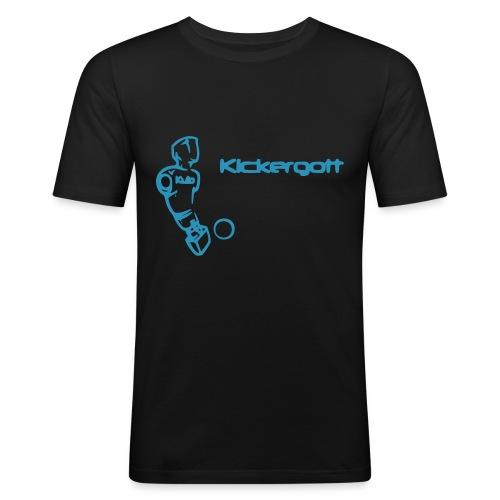 Kickergott Kulo - Men's Slim Fit T-Shirt
