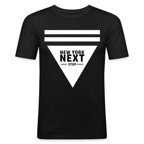 Design 6 - Männer Slim Fit T-Shirt