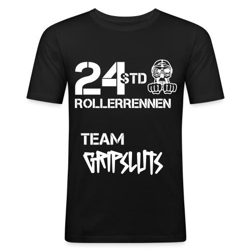 24hRennen - Männer Slim Fit T-Shirt