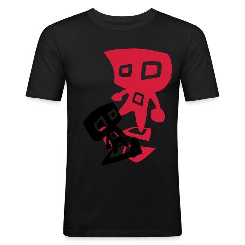 bloxz4 - Men's Slim Fit T-Shirt