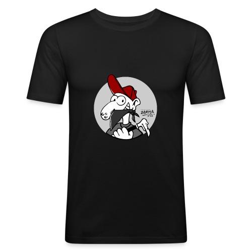 momo work sig - T-shirt près du corps Homme