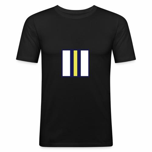 SCARF BOY - Men's Slim Fit T-Shirt