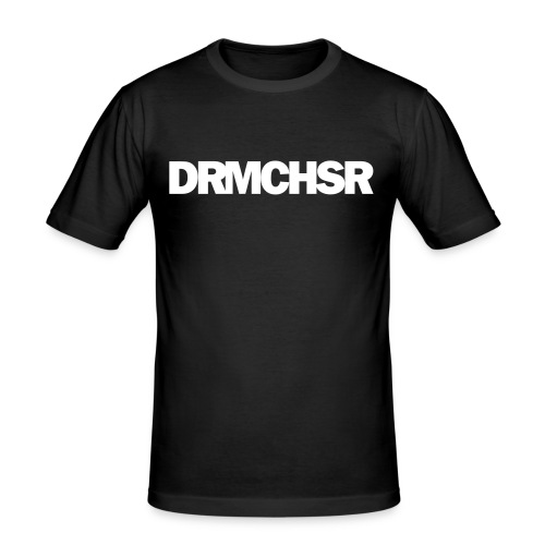 DRMCHSR - Men's Slim Fit T-Shirt