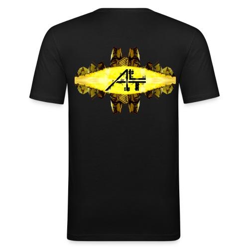 3 - T-shirt près du corps Homme