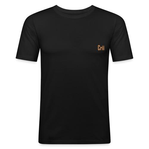 crii xl png - Männer Slim Fit T-Shirt