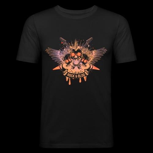 Frontal Cami Rock 2 - Camiseta ajustada hombre