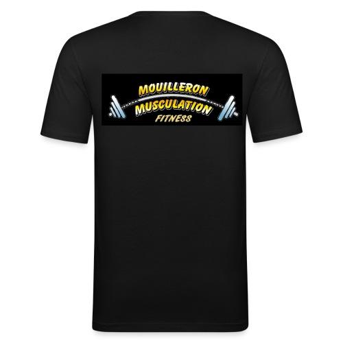 MMN - T-shirt près du corps Homme