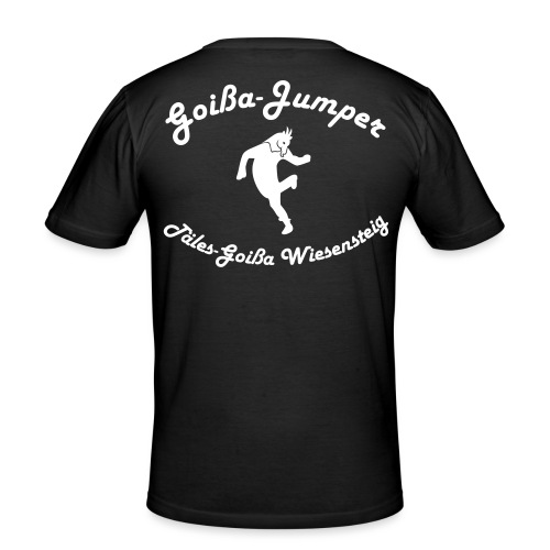 jumper2 - Männer Slim Fit T-Shirt