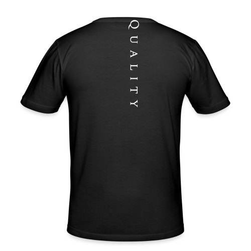 Quality Original - Men's Slim Fit T-Shirt