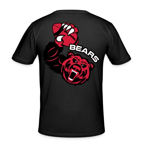 Bears Rugby - T-shirt près du corps Homme
