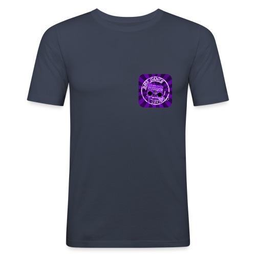 BMS Dance - Mannen slim fit T-shirt