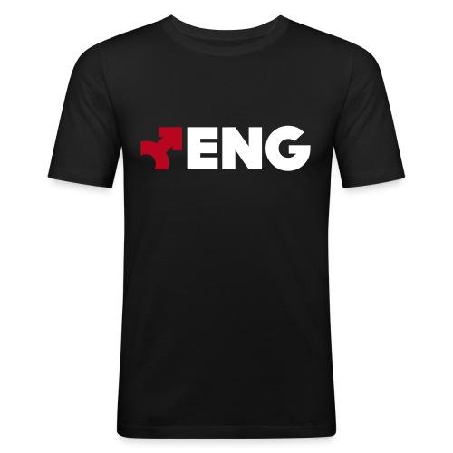 eng2c - Männer Slim Fit T-Shirt