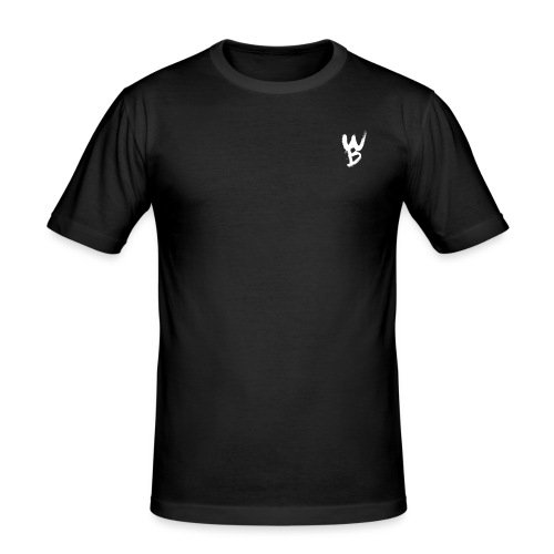 WayanoBoss WB png - slim fit T-shirt