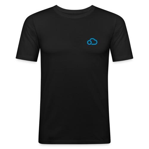 logotipo Kooomo - Men's Slim Fit T-Shirt