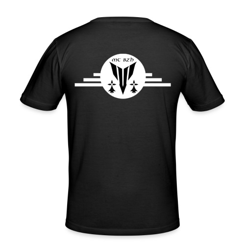 MT BZH - T-shirt près du corps Homme