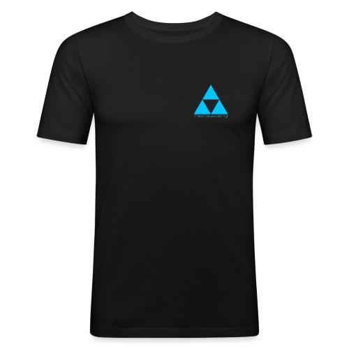 CabConModding Logo - Men's Slim Fit T-Shirt