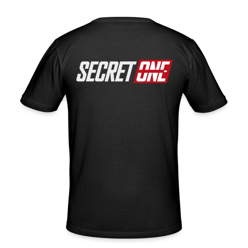 SecretOne new logo - Slim Fit T-shirt herr