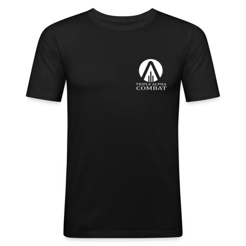 transparent - Männer Slim Fit T-Shirt