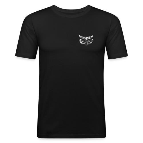 euleblume2 png - Männer Slim Fit T-Shirt