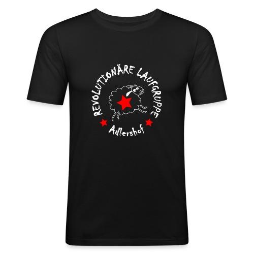RLA WRoB4000 - Männer Slim Fit T-Shirt