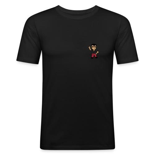 adrianchibi - Männer Slim Fit T-Shirt