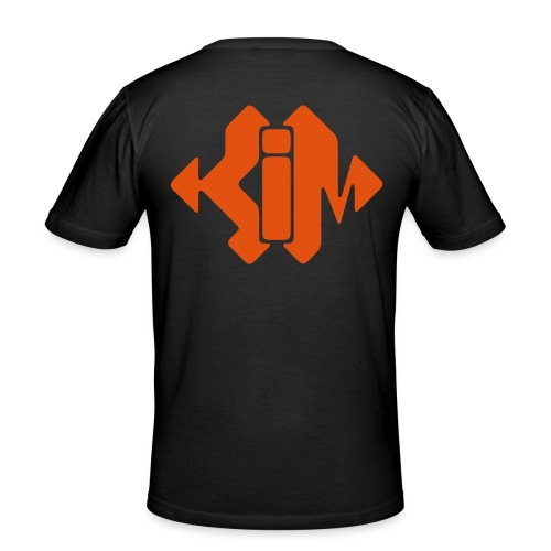 The Real Kim Shady Accessories - Men's Slim Fit T-Shirt