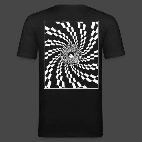 TEKNOSQUAT RÉSEAU SPIRAL - T-shirt près du corps Homme
